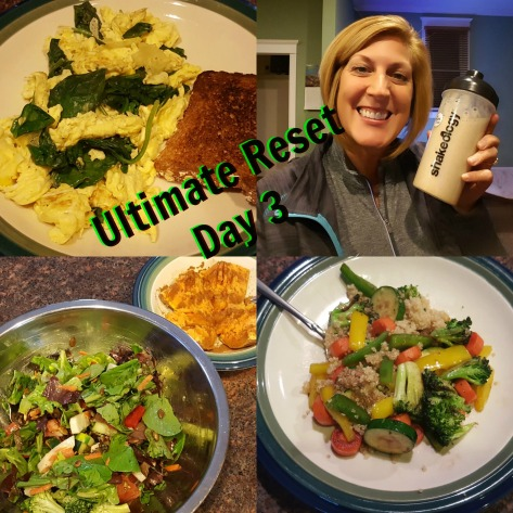 Ultimate Reset Round 3 Day 3